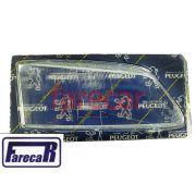 Lente Vidro Do Farol Peugeot 306 1993 a 1996 Original Nova