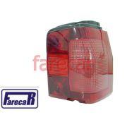 Lanterna Fiat Tipo 1993 a 1996 2.0 16V Vermelha Direita Nova