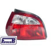 Lanterna Traseira Renault Megane Hatch 2000 a 2004 Nova
