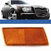 Lanterna de Pisca seta do Parachoque Dianteiro Chrysler 300c 2005 2006 2007 2008 2009