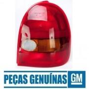 Lanterna traseira direita original GM 93232514 Corsa Wind Hatch 2 portas 1994 1995 1996 1997 1998 1999 94 95 96 97 98 99