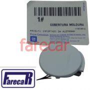 Tampa Furo Reboque Parachoque Dianteiro ORIGINAL GM 90464536 Vectra 1997 1998 1999 97 98 99