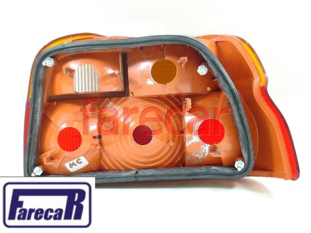 Lanterna Traseira Escort E Verona 93/96 Sapão Lado Direito  - Farecar Comercio