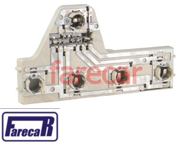 Soquete Circuito Lanterna Escort Xr3 Conversivel 1987/1992  - Farecar Comercio