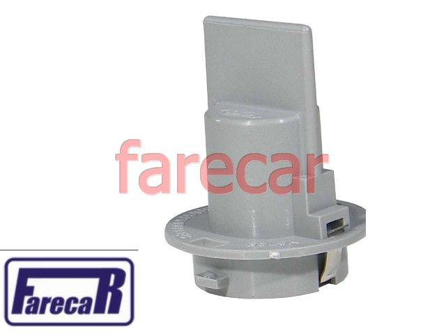 Soquete 1 Polo Lanterna Traseira Ford Courier Original Ford  - Farecar Comercio