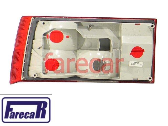 Lanterna Monza 1982 A 1984 Vermelha Direta Original Gm Carto  - Farecar Comercio