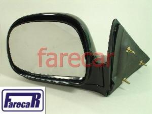 Espelho Retrovisor Gm S10 Blazer Novo Original S-10 S10  - Farecar Comercio