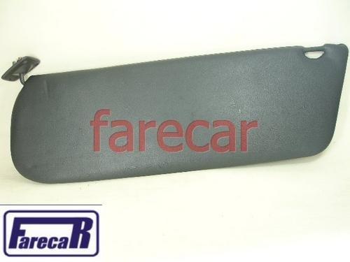 Quebra Sol F1000 F100 Original Ford Novo Para Sol Paleta  - Farecar Comercio