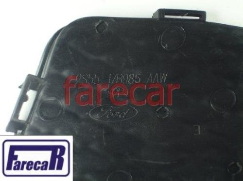 Moldura Grade Canto Parachoque Dianteiro Ford Ka Original  - Farecar Comercio