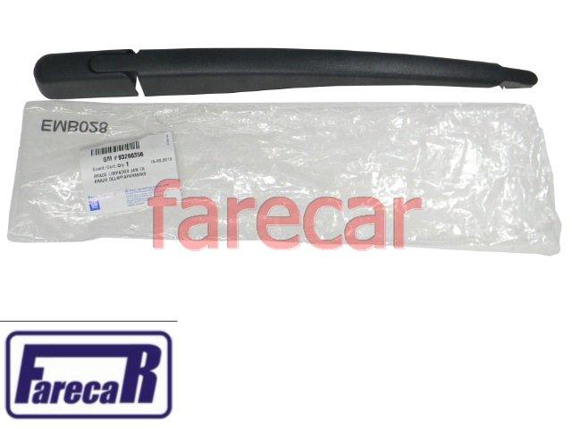 Braço Da Palheta Vidro Traseiro Celta 2000 A 2005 Origina Gm  - Farecar Comercio