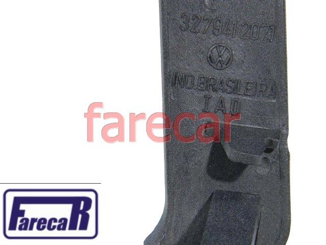 Moldura Acabamento Do Milha Parachoque Santana 1999... Vw  - Farecar Comercio