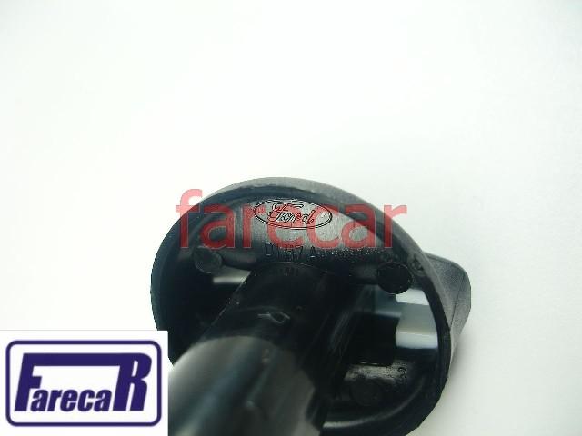 Botao Ar Condicionado Painel Escort Zetec Original Ford  - Farecar Comercio