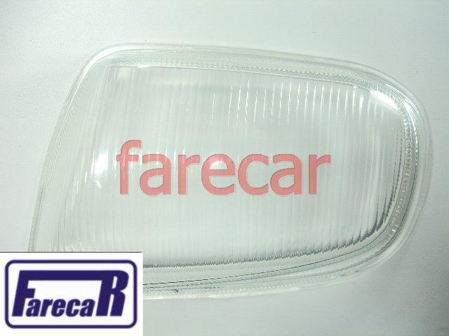 Lente Vidro Farol Milha Peugeot 306 1997 A 1999 Novo  - Farecar Comercio