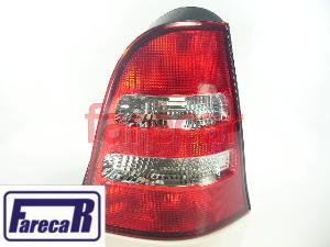 Lanterna Traseira Mercedez Classe A 2003...lado Direito Nova  - Farecar Comercio