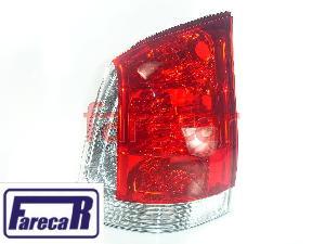 Lanterna Traseira Palio 2004 A 2006 Pisca Cristal Direita  - Farecar Comercio