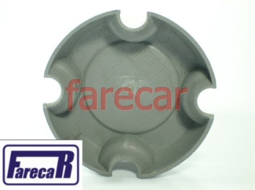 Calota Cubo Miolo Roda Ecosport Xls Roda Ferro Original 2n151000ac  - Farecar Comercio