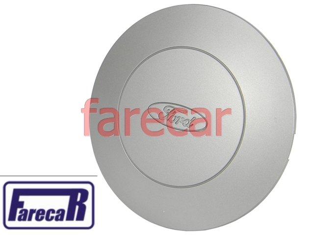 Calota Do Miolo Roda Ferro Da Courier Original Ford Nova  - Farecar Comercio