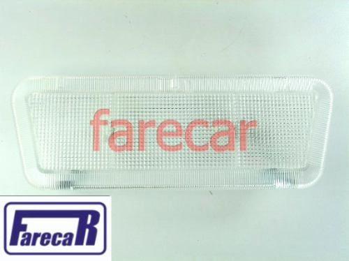 Lanterna Interna Teto Cristal Plafonier Corsa Vectra Astra  - Farecar Comercio