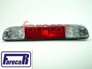 Brake Light Lanterna Freio Courier Ranger Com Soquete  - Farecar Comercio