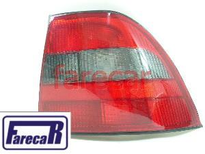 Lanterna Traseira Vectra 1997 A 1999 Fume Nova  - Farecar Comercio