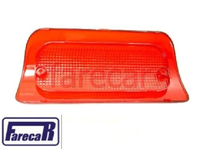 Lente Original GM ARTEB 16520296 Da Lanterna Luz Freio Teto Brake Light S10 Break Gm  - Farecar Comercio