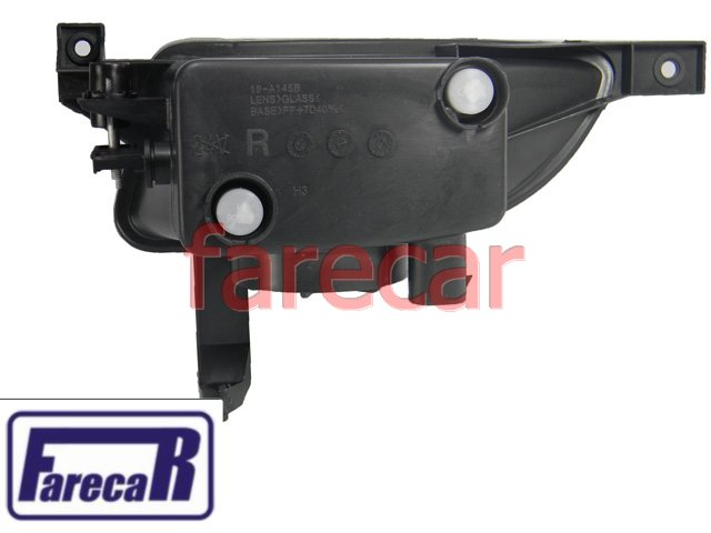 Farol Milha Neblina Zafira 2001 2002 2003 2004 importado marca TYC  - Farecar Comercio