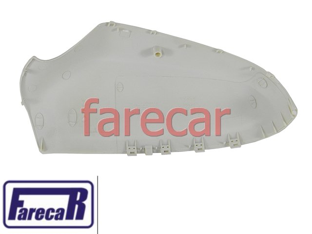 CAPA PRIMER METAGAL COBERTURA DO ESPELHO RETROVISOR SEM PISCA GM VECTRA 2006 A 2009 06 07 08 09 - Farecar Comercio
