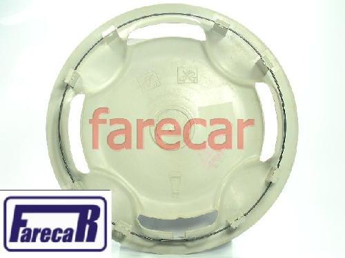 Calota da Roda Pointer Nova Original Vw Nylon  - Farecar Comercio