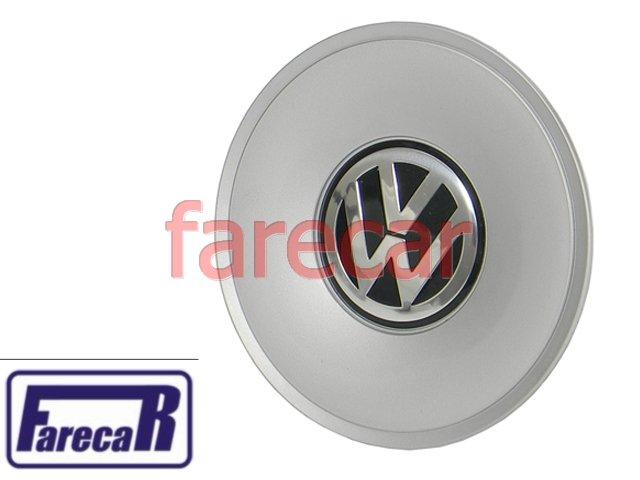 Calota Do Miolo Roda De Aluminio Passat Variant Original Vw  - Farecar Comercio