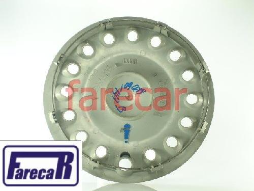 Calota Da Roda de Ferro Seat Ibiza Original Em Nylon  - Farecar Comercio
