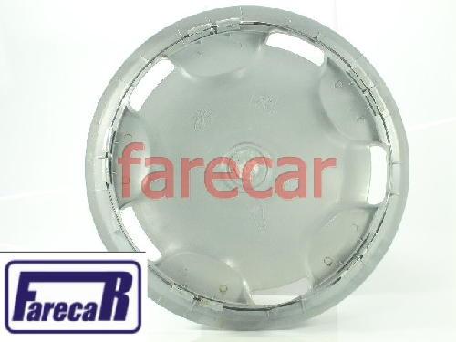 Calota Da Roda de Ferro Gol Bola Nova Original Vw Nylon  - Farecar Comercio