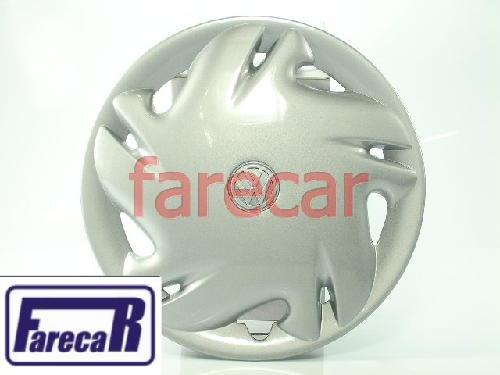 Calota Da Roda Aço Gol Parati 95 A 96 Nova Original Vw Nylon  - Farecar Comercio