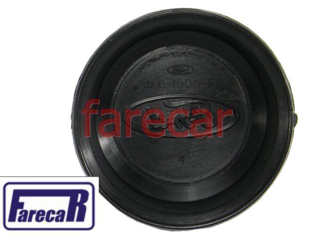 Calota Cubo Miolo Roda Fiesta Courier Escort Hobby Original  - Farecar Comercio