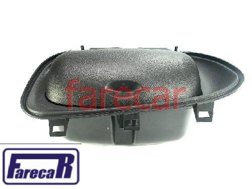 Porta Luvas Cinza Escuro Grafite Ford Ka 2002 a 2003  - Farecar Comercio