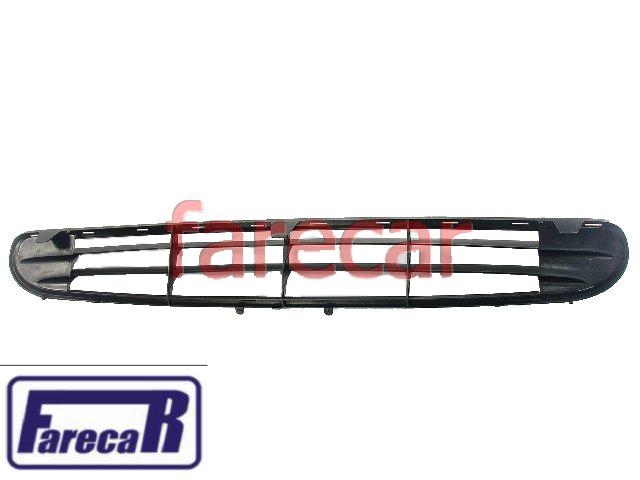 Grade do Parachoque Ford Mondeo 96 a 01 Preta Original Nova  - Farecar Comercio