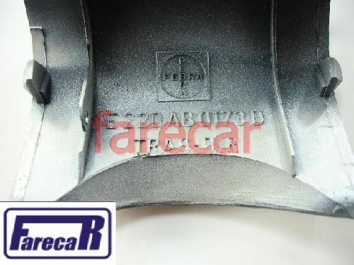 Tampa Friso Moldura Spoler Saia Lateral Gol Gti Aero 1995 a 1999  - Farecar Comercio