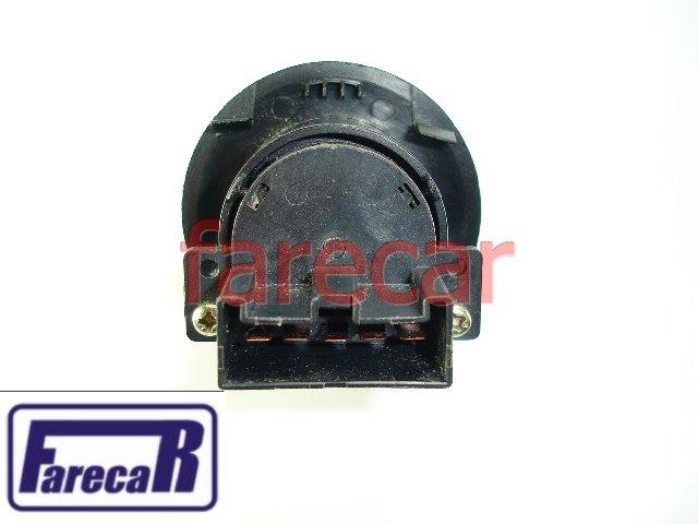 Botao Ar Condicionado Console Citroen Xsara Picasso 1997 a 2004 Novo  - Farecar Comercio