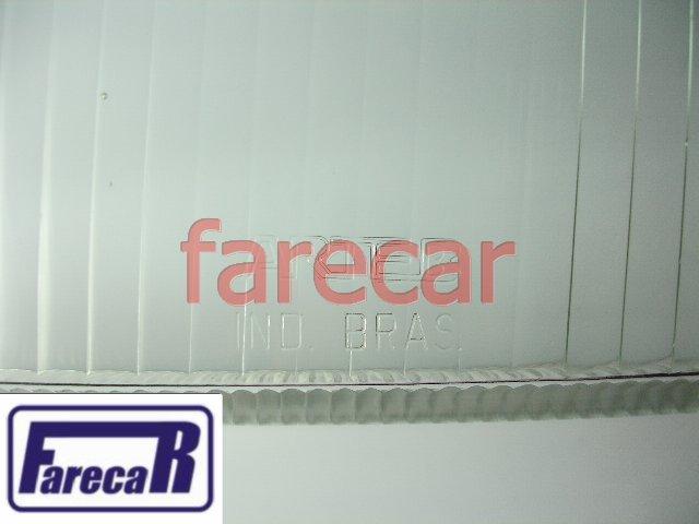 Lente Vidro Farol Escort Xr3 93 A 95 Esquerdo Novo Original  - Farecar Comercio