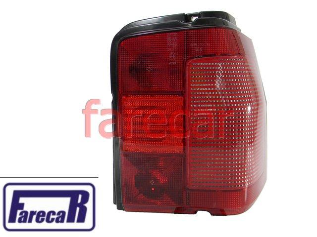 Lanterna Fiat Tipo 1993 a 1996 2.0 16V Vermelha Direita Nova  - Farecar Comercio