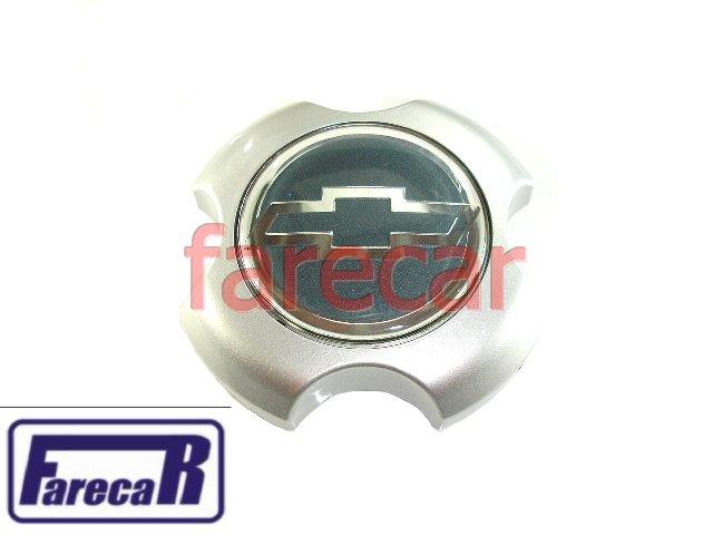 Calota Miolo Roda de Liga Leve Corsa Montana Meriva Original GM 93335507 94700230  - Farecar Comercio