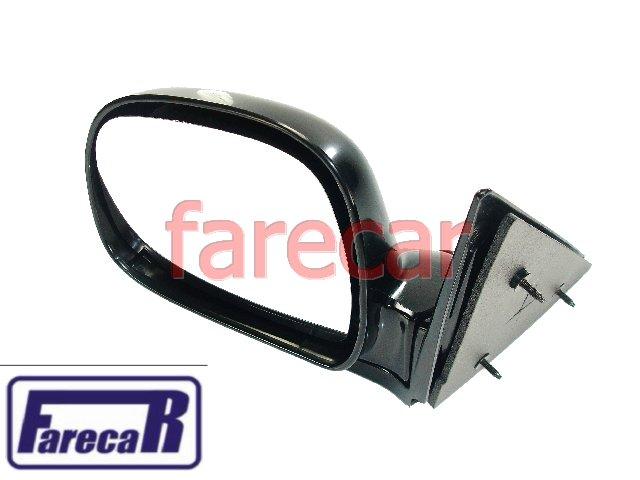 Espelho Retrovisor Fixo S-10 S10 Blazer 1995 A 2010 Novo  - Farecar Comercio