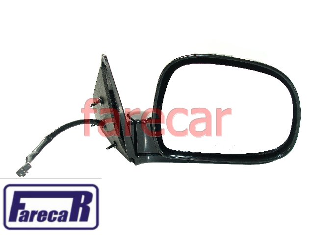 Espelho Retrovisor Eletrico S-10 S10 Blazer 1995 A 2010 Novo  - Farecar Comercio