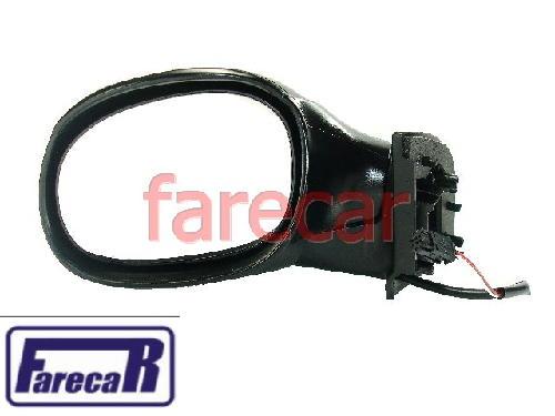 Espelho Retrovisor Eletrico Citroen C3 2003 a 2008 Novo  - Farecar Comercio
