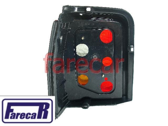 Lanterna Traseira Fiat Tipo Fume 1993 a 1997 Nova  - Farecar Comercio
