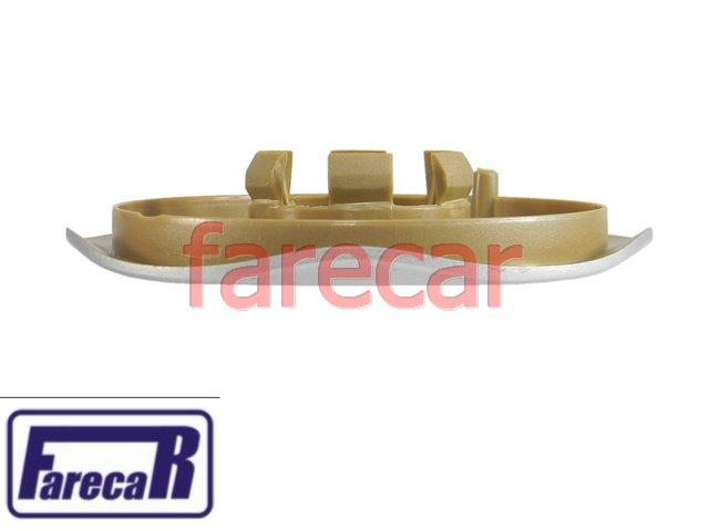 Calota Central Kadett Tigra Corsa Monza 96 a 98 Sem logo GM Nova  - Farecar Comercio