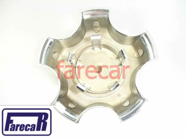 Calota Roda S10 Blazer Executive 97 a 98 Dourado Original GM  - Farecar Comercio