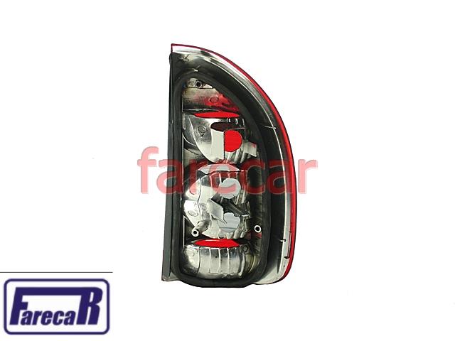 Kit Lanterna Traseira Bolha Corsa WIND Hatch 4 Portas Pick Up PERUA Sw WAGON Com Soquete  - Farecar Comercio
