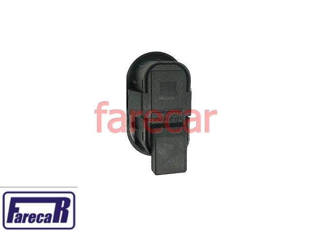 Botao Porta Vidro Eletrico Traseiro Celta Astra Corsa  Zafira Meriva Prisma  - Farecar Comercio