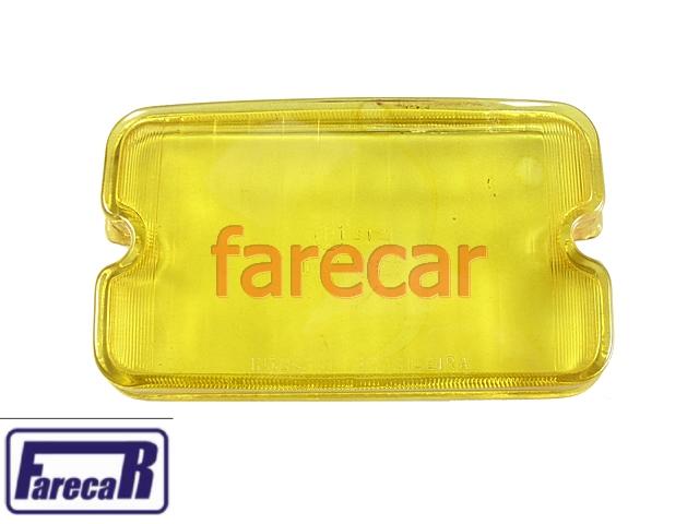 Lente Vidro Farol Milha Neblina Serra Amarelo Original Cibie  - Farecar Comercio