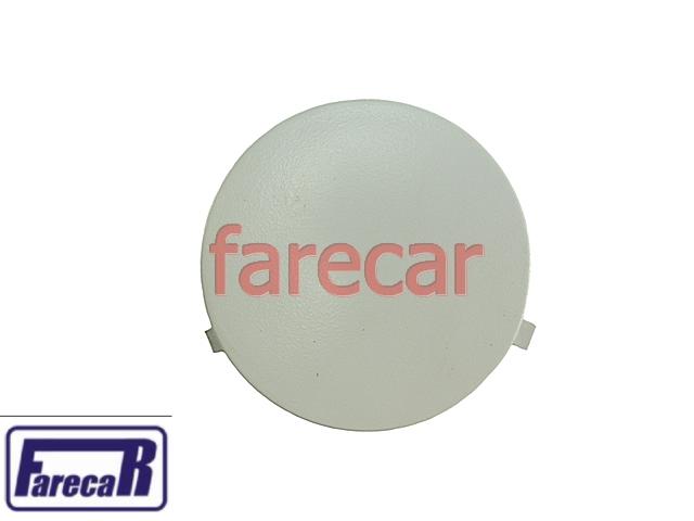 Tampa Reboque Parachoque Dianteiro Focus 00 a 03 Original Primer  - Farecar Comercio